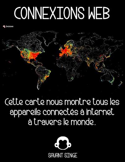 Le monde connecté