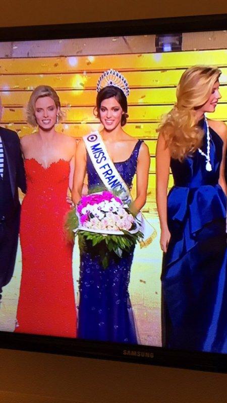 Résultats Miss France 2016