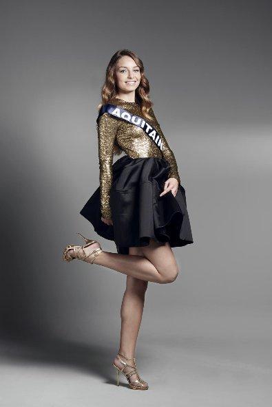 Miss Aquitaine 2016 - Axelle Bonnemaison