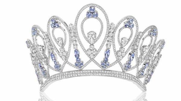 Couronne de Miss France 2018