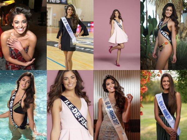 Élection de la Miss France 2018 du blog