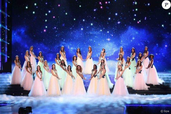 Élection Miss France 2018