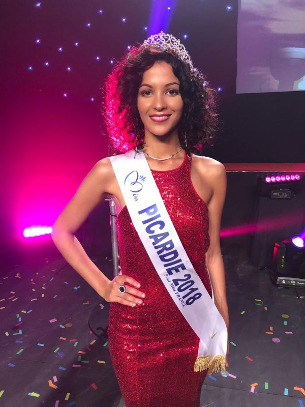 Miss Picardie 2018 - Assia Kerim