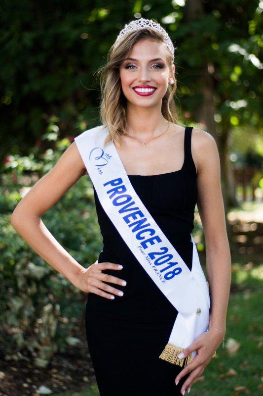Miss Provence 2018 - Wynona Gueraini