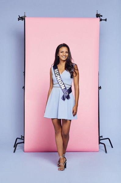 Miss Réunion 2018 - Morgane Soucramanien