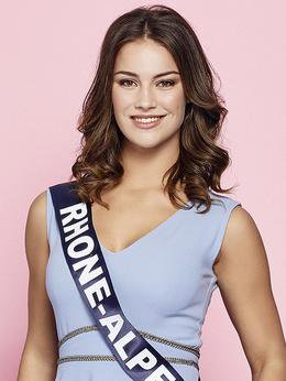 Miss Rhône Alpes 2018 - Pauline Ianiro