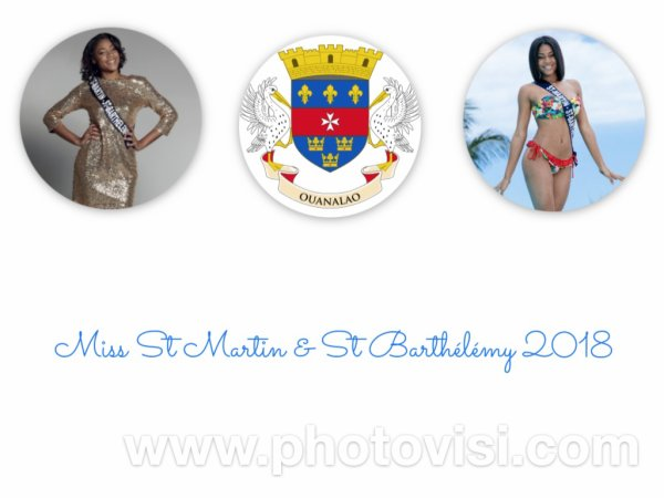 Miss Saint Martin & Saint Bathélemy - Allison Georges