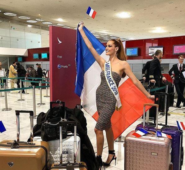Aventure Miss France 2019