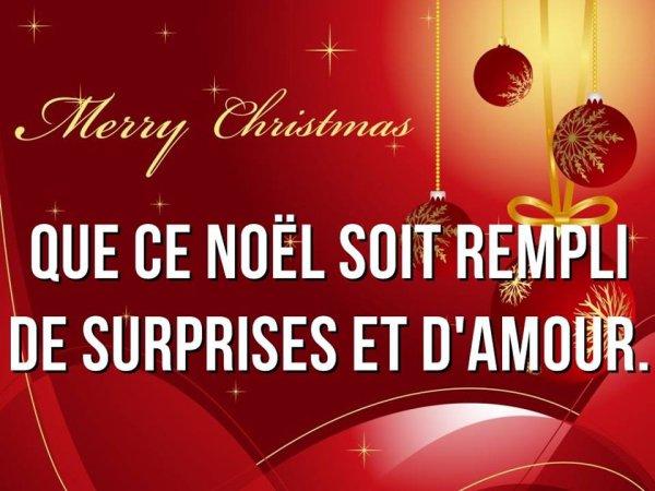 JOYEUX NOEL A TOUS ET A TOUTES !!!!!!!.........