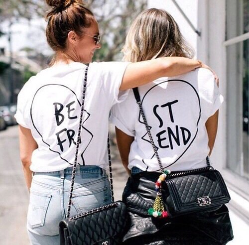 Les bons amis