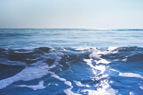 Les pensées sont comme un océan
