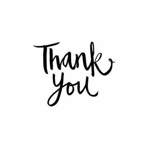 Je remercie toutes