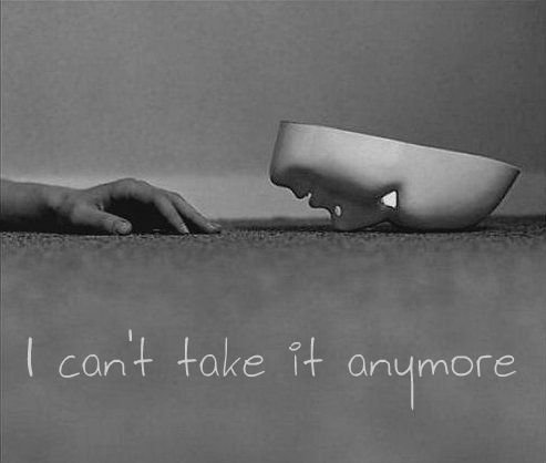 Parfois, ce n'est pas