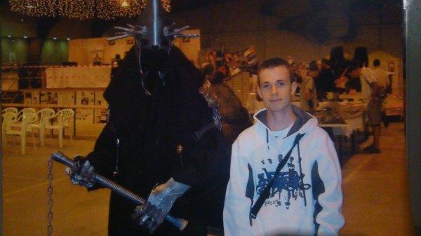 une photo de moi en 2006