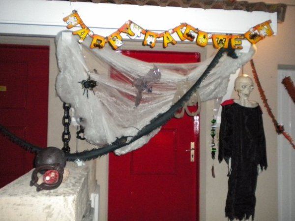 souvenir halloween 2009