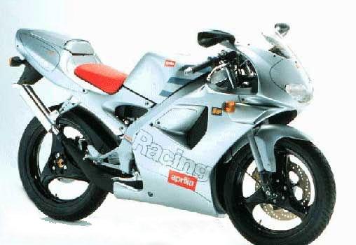 aprilia rs 50 1997 grey