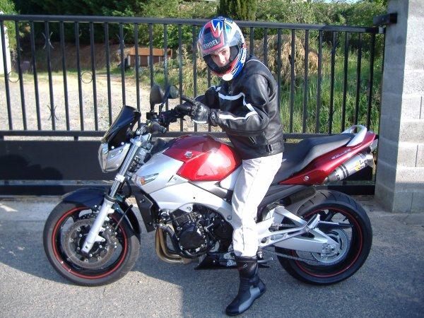 cagnotte pour ma passion pour la moto