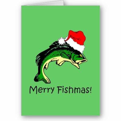 Merry Fishmas à tous !!!!