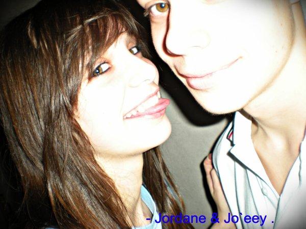 Ma soeur Joey et moi. (l)