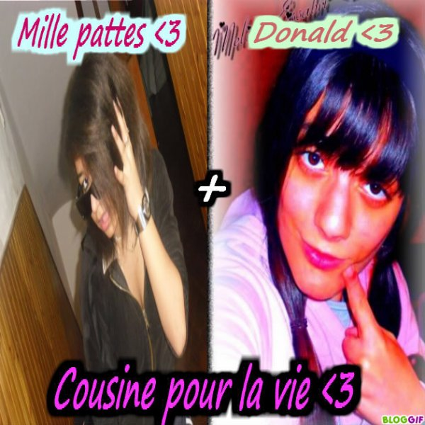 Entre couzine on s'comprend =)