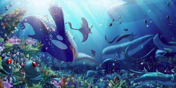 L'océan & ses mystères