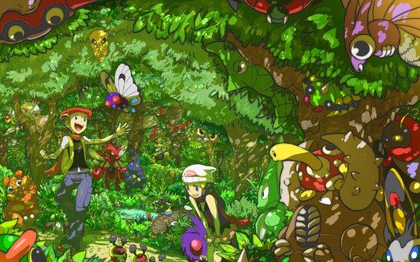 Une vie avec des pokémons