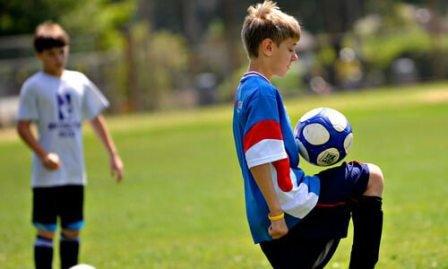 Kuasai 5 Keterampilan Dasar Pada Sepak Bola