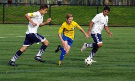 Bagaimana Menemukan Kesuksesan Pada Sepak Bola