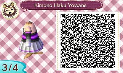 Motif Pro: Haku Yowane (Kimono)