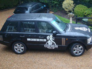 Shadow Wave Tour: La voiture officielle de Cherub !
