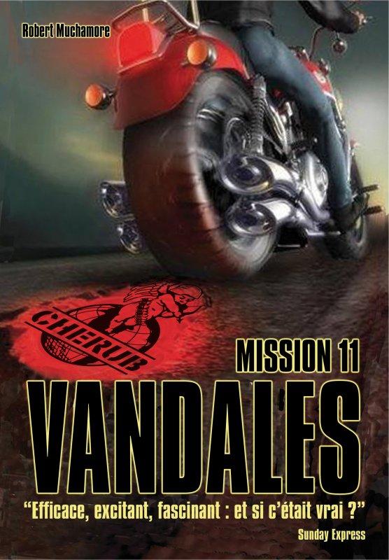 Tome 11: L'histoire de Vandales!
