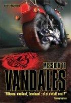 Exclusivité: Lisez les premiers chapitres de Vandales