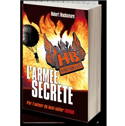 Exclusivité: Découvre Henderson's Boys 3 - L'amée Secrète et sa couverture