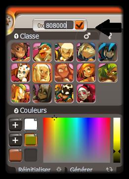 Tutoriel sur les couleurs :)