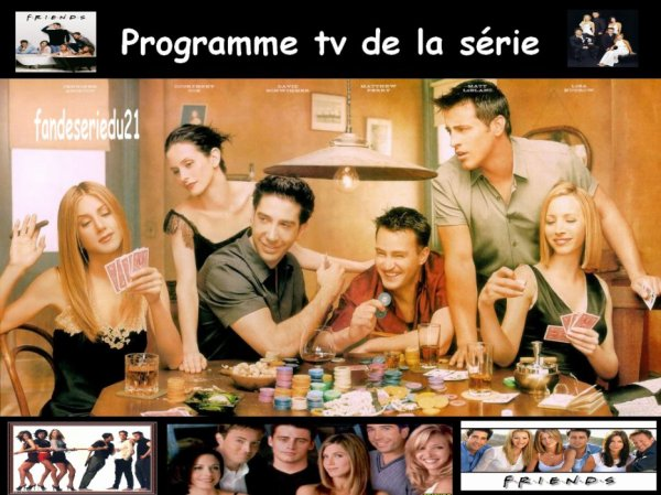 programme tv friends