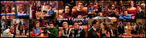 saison 1 , episode celui qui singeait
