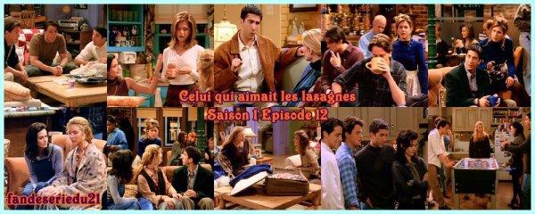 saison 1 , episode celui qui aimait les lasagnes