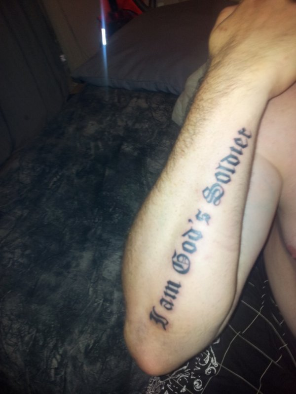 mon nouveau tatoo.......