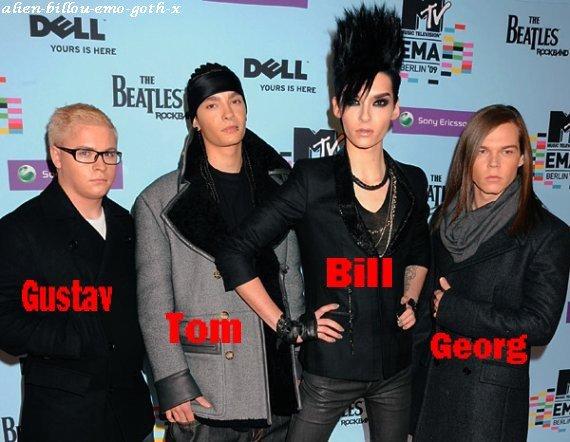 Tokio Hotel (l) (l) (l) (l) !!!