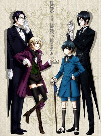 Black Butler / Kuroshitsuji ♥