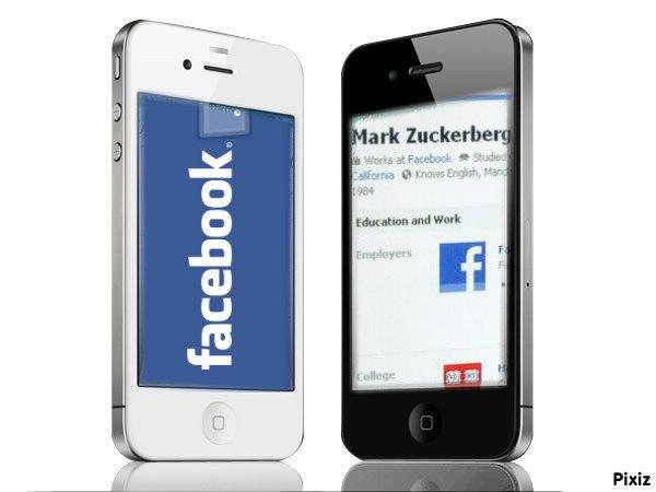 Facebook ou l'application qui descend les moyennes à l'école et qui associalise les jeunes...