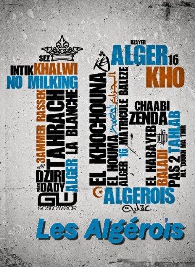 ******************  8-p 8-p 8-p  Les Algérois  8-p 8-p 8-p  ************************