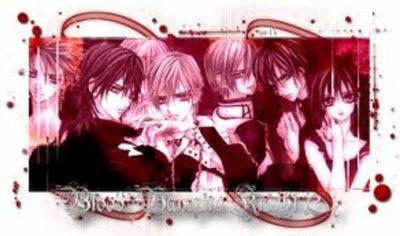 Vampire knight ( ヴァンパイア騎士 )