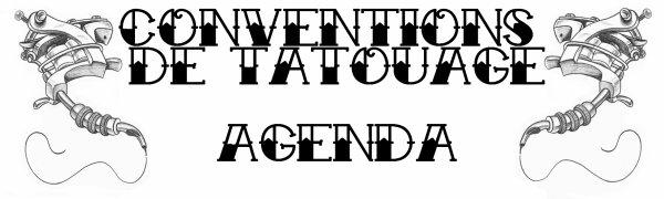 Agenda des Conventions