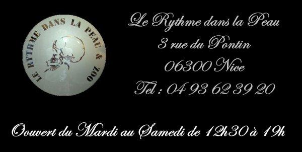 (attente de confirmation) Le Rythme Dans La Peau (06)
