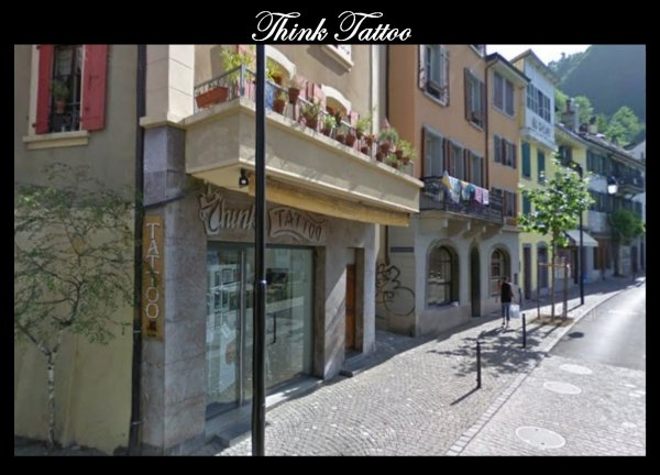 (attente de confirmation) Think Tattoo (Suisse)