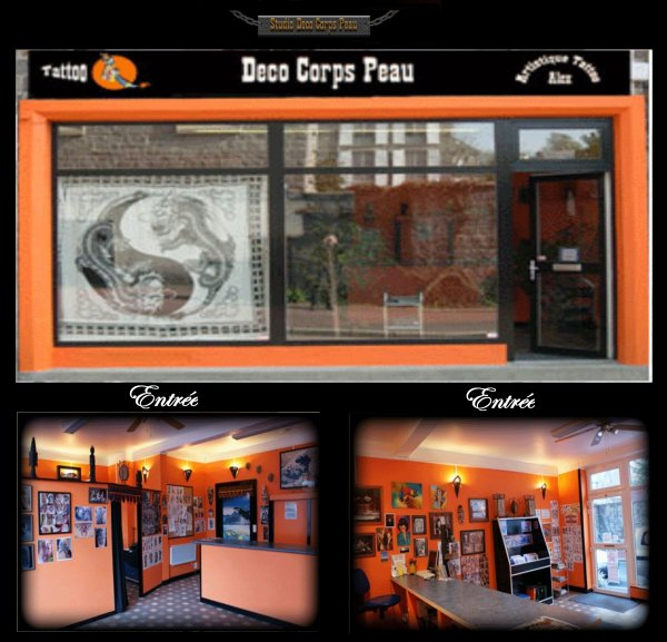 (attente de confirmation) Alex Tattoo Deco Corps Peau (14)