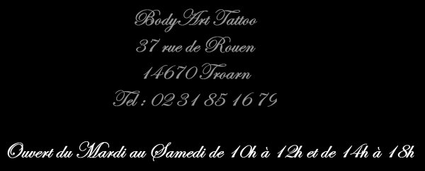 (attente de confirmation) BodyArt Tattoo (14)
