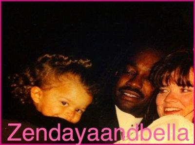 Flash Back : Zendaya Coleman à publié une nouvelle photo sur son Twitter le 20 Mai 2011