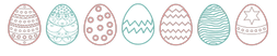 Habillage Pâques